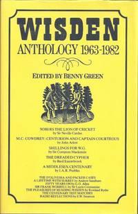 Wisden Anthology 1963-1982 (Wisden Anthologies)