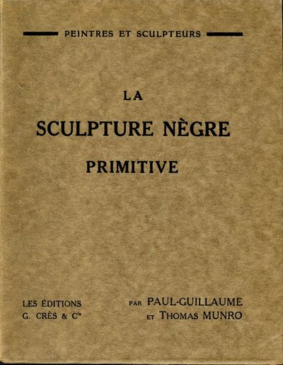 (Paris): G. Crès, 1929. First French Edition. Paperback. Near fine in original printed wrappers. Bi...
