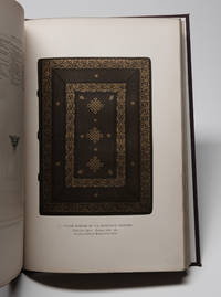 [BOOKBINDINGS]. Bernard Quaritch's Catalogue: Examples of the Art of Book-Binding and Volumes...