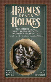 image of Holmes Reads Holmes: Reflections on the Real-Life Links Between..