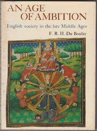 image of An Age of Ambition: English Society in the Late Middle Ages