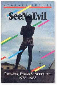 image of See No Evil: Prefaces, Essays_Accounts 1976-1983