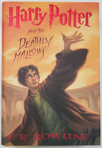 image of HARRY POTTER and The Deathly Hallows (First US Edition Hardcover, 2007, Dustjacket)