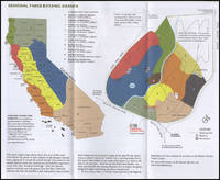 East Bay Regional Park District Pamphlets: Black Diamond Mines, Botanic Garden, Cull Canyon, Don Castro, Chabot Parks, Point Isabel, Redwood, Shadow Cliffs, Temescal, Wildcat Canyon