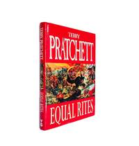 Equal Rites Signed Terry Pratchett