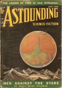 """image of ASTOUNDING Science-Fiction: June 1938 (""""The Legion of Time""""; """"Three Thousand Years!"""")"""