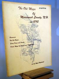 The Old Maps of Merrimack County, NH, in 1892