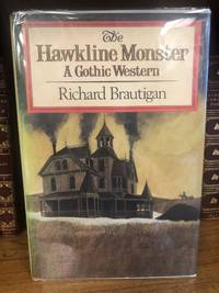 THE HAWKLINE MONSTER: A GOTHIC WESTERN [SIGNED]