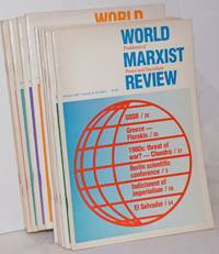 image of World Marxist Review: Problems of peace and socialism. Vol. 24, nos. 1-12 for 1981