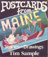 Postcards from Maine: Stories and Drawings