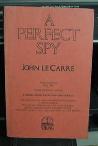 image of A PERFECT SPY (Canadian proof)