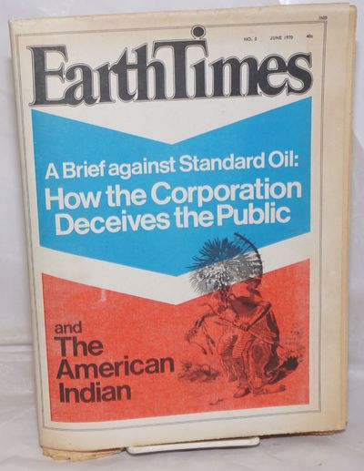 San Francisco: Straight Arrow Publications, 1970. Newspaper. 40p., folded tabloid underground newspa...