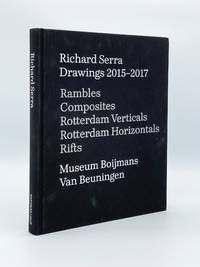 image of Richard Serra: Drawings 2015-2017