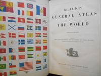 Black's General Atlas of the World, American Edition, Embracing the Latest Discoveries, New Boundaries, and Other Changes