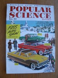 image of Popular Science Magazine: December 1954
