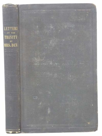 Boston: James Munroe and Company, 1845. First Edition. Hard Cover. Very Good/No Jacket. First editio...