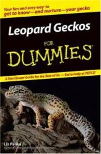 image of Leopard Geckos For Dummies