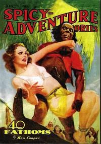 image of SPICY ADVENTURE STORIES: December, Dec. 1939 (reprint: Pulp Classics #12)