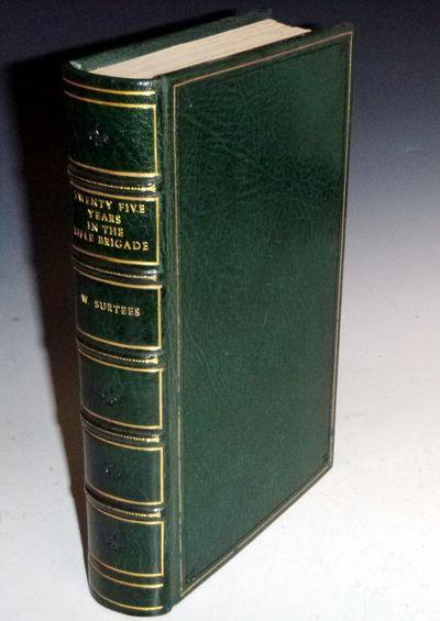 Edinburgh: Wiliam Blackwood and Sons, 1833. Octavo. viii, 435pp. The author, Quartermaster, William ...