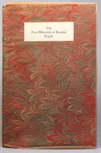 """The Four Minstrels of Bremen and """"The Two Robbers"""", being more Plays for Puppets by H.D.C.P. by  H.D.C (SAINT DOMINIC'S PRESS). [PEPLER] - [1932]. - from Bow Windows Bookshop and Biblio.com"""