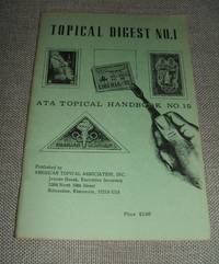 image of Topical Digest No. 1 ATA Topical Handbook No. 15