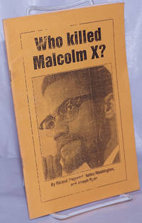 image of Who killed Malcolm X.