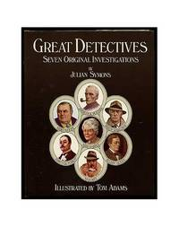 image of Great detectives : seven original investigations