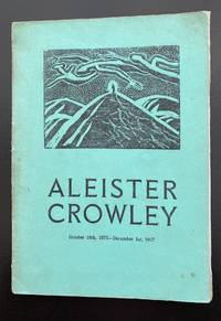 Aleister Crowley Funeral Book