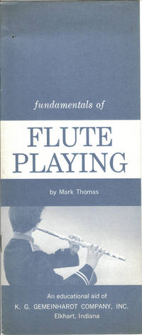 Fundamentals of Flute Playing