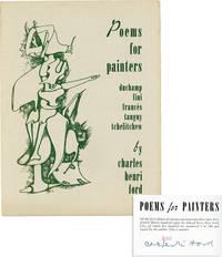 Poems For Painters: Duchamp, Leonor Fini, Francés, Yves Tanguy, Tchelitchew