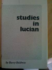 image of Studies In Lucian