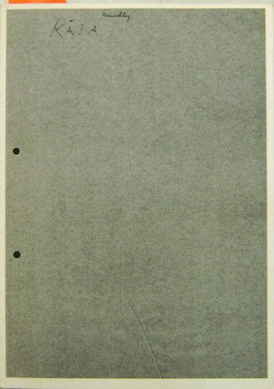 Suomi, Finland: Suomenlinna / Sveaborg, 1986. First edition. Paperback. Fine. Tall quarto. 334 pp. A...