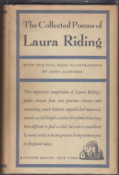 New York: Random House. 1938. First Edition; First Printing. Hardcover. Light foxing on front endpap...