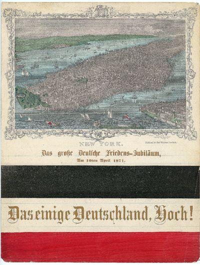 Celebrating Das Grosse Deutische...