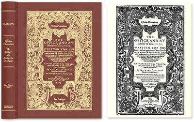 2009. ISBN-13: 9781584779575; ISBN-10: 1584779578. First Edition of the First English Treatise on Sh...