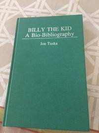 Billy the Kid by Jon Tuska - 1st - 1983 - from Baker Beach Books and Biblio.com