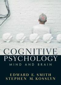 image of Cognitive Psychology : Mind and Brain