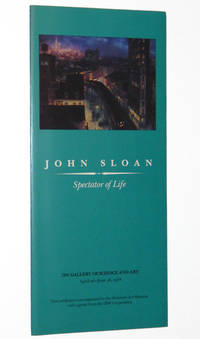 John Sloan: Spectator of Life, April 26 - June 18, 1988