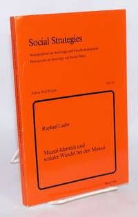 image of Maasai-identität und sozialer Wandel bei den Maasai: mit einem vorwort von Prof. Dr. Meinhard Schuster