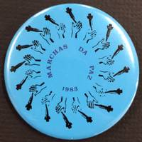 Marchas da Paz / 1983 [pinback button]