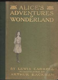 Alice's Adventures in Wonderland by  Lewis Carroll - Signed First Edition - 1907 - from Elders Bookstore (SKU: 32216)