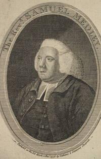 The Revd Samuel Medley - portrait print