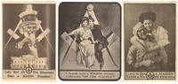 I LOVE TO LOVE A MASON - Three different Masonic promotional posters