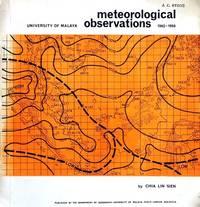 Meteorological Observations, 1962-1966