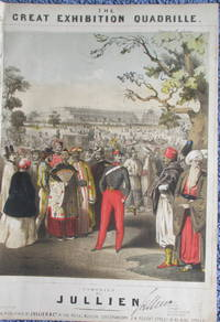 The Great Exhibition Quadrille, Composed By Jullien