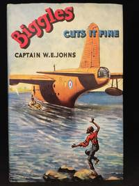 image of Biggles Cuts It Fine (Main character: Biggles; Publisher series: Biggles Series.)