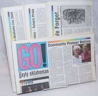 image of GO! The Gayly Oklahoman [4 issues of vol. 23]