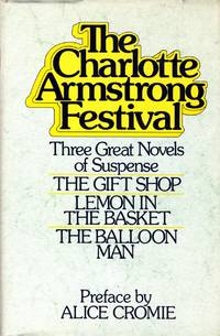 The Charlotte Armstrong Festival: 3 Novels