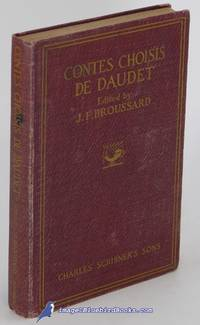 Contes Choisis de Daudet (Selected Tales by [Alphonse] Daudet, in French  language): With Grammar...