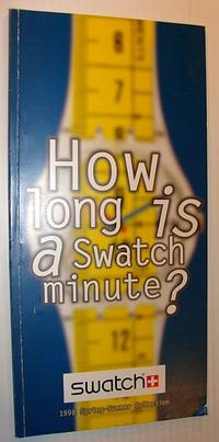 How Long is a Swatch Minute? Swatch Catalog (Catalogue) 1998 Spring-Summer Collection
